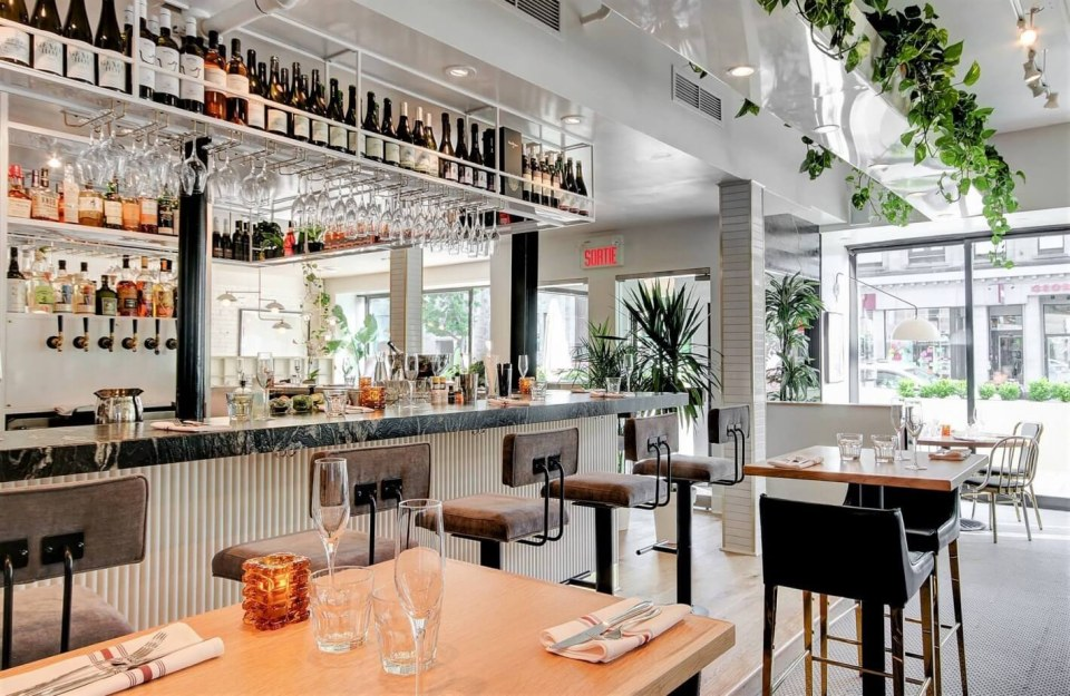 Josephine: A breath of fresh air on St-Denis Street