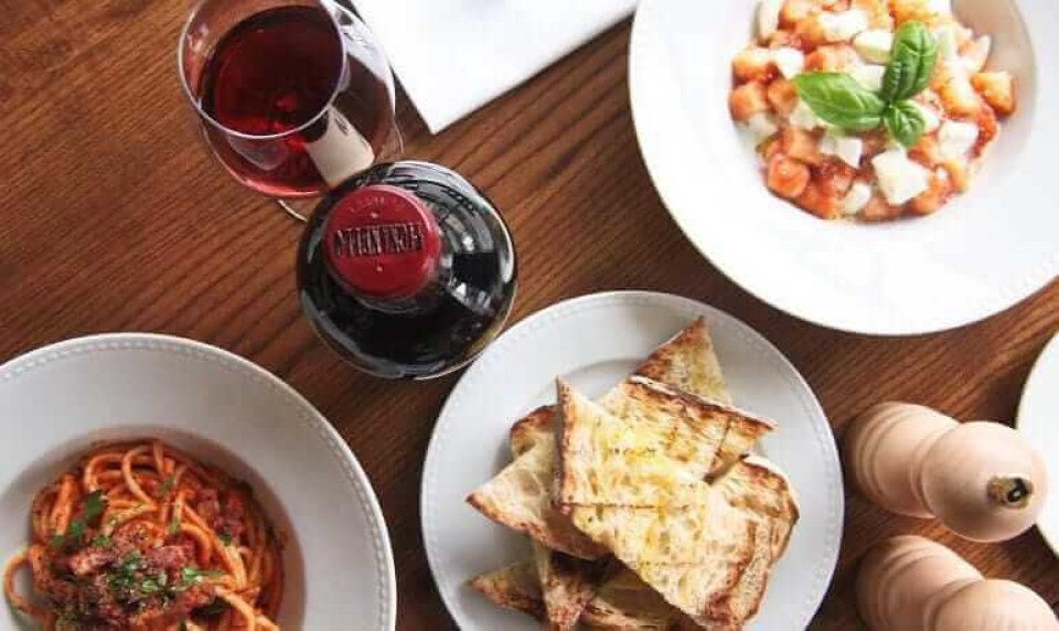 Less is More at Luciano Trattoria