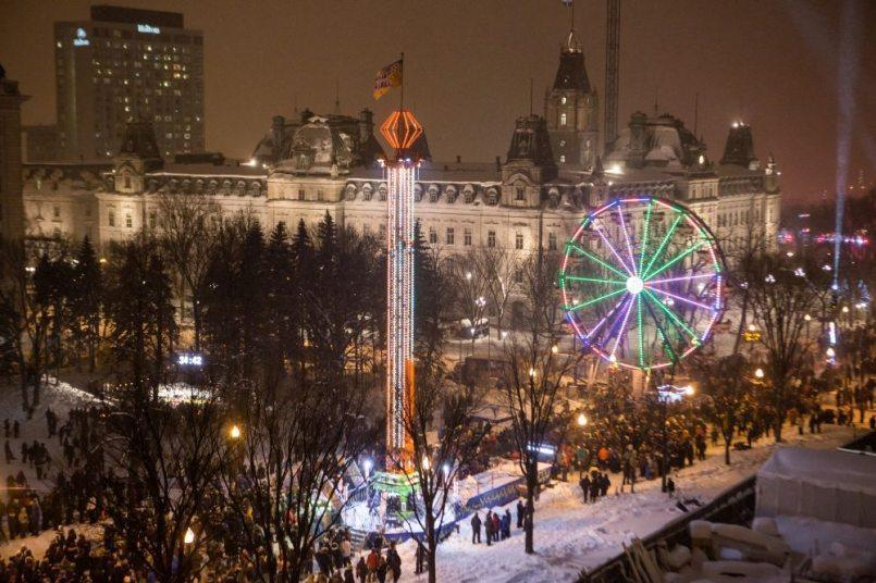 New Year in Quebec City - Event