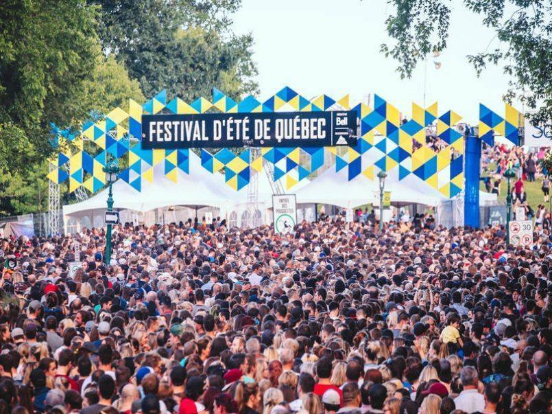 Festival d'été de Québec 2018