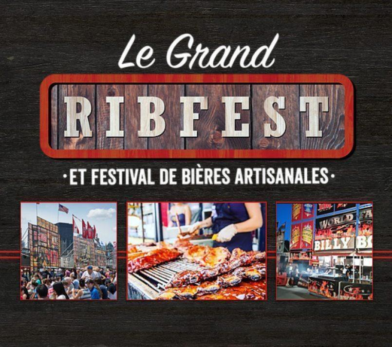Le Grand Ribfest de Montreal et Festival de bières artisanales 2018