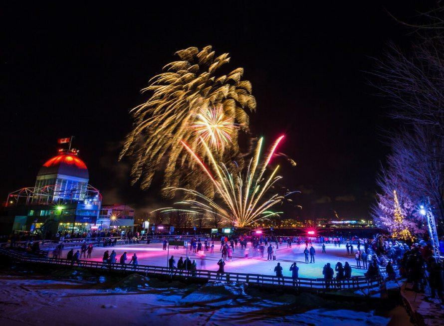 NATREL FIRE ON ICE