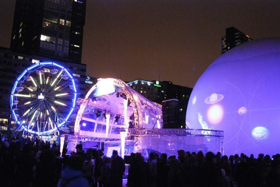 Nuit Blanche in Montreal 2018